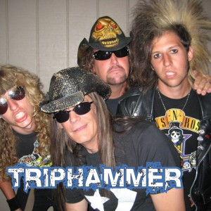 Triphammer - Heavy Metal Band in Johnson City, New York