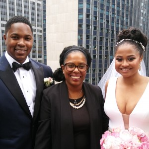 TrishNYCofficiant - Wedding Officiant in Bronx, New York