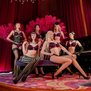 Trixie Minx Productions - Burlesque Entertainment in New Orleans, Louisiana