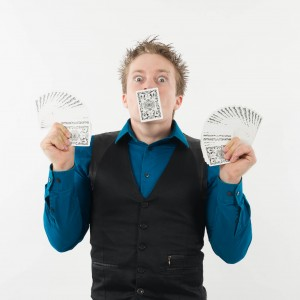 TriXtan Entertainment - Corporate Magician / Strolling/Close-up Magician in Calgary, Alberta