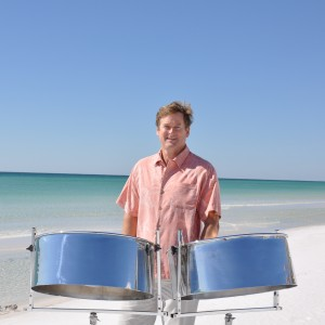 Mitch Rencher - Steel Drum Player / Wedding Band in Pensacola, Florida