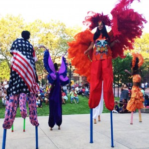 Tropicalfete's Stilting Unit - Stilt Walker / Outdoor Party Entertainment in New York City, New York