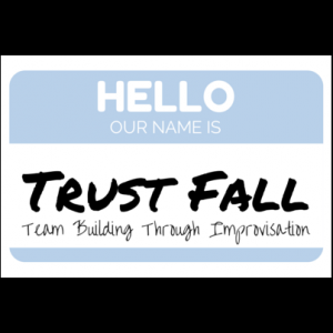 Trust Fall - Business Motivational Speaker in Harrisburg, Pennsylvania