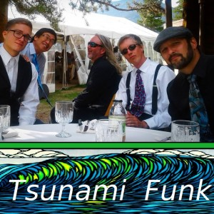Tsunami Funk - Wedding Band in Bozeman, Montana