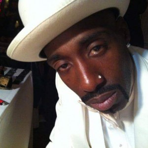 Tupac the rapper - Tribute Artist in Las Vegas, Nevada