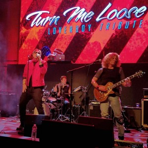 Turn Me Loose - Tribute Band in San Diego, California