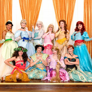 Tutu Tales Party Productions - Children's Party Entertainment / Princess Party in Orlando, Florida