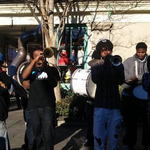 Twice Lyfe Brass Band - Brass Band in New Orleans, Louisiana