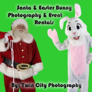 Twin City Photography - Easter Bunny in Minneapolis, Minnesota