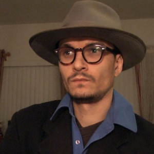 Twin Johnny Depp