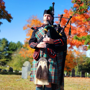 Twin Lochs Piping - Bagpiper in Hanson, Massachusetts