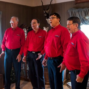 Twin Mountain Tonesmen - Barbershop Quartet / Singing Group in San Angelo, Texas