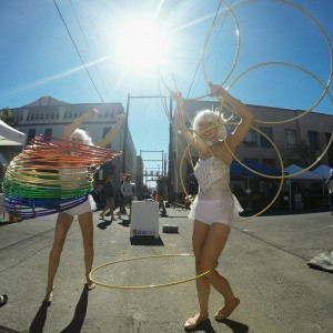 TwinSpin - Hoop Dancer in Yakima, Washington