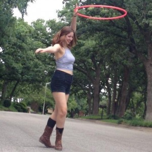 Twirl Scout - Hoop Dancer in Dallas, Texas
