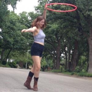 Twirl Scout - Hoop Dancer in Dallas, Texas