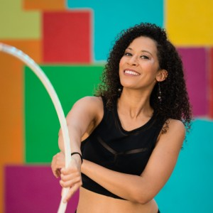 TwirlingFireLily - Hoop Dancer in Fort Lauderdale, Florida