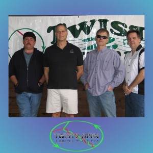 Twist2Open - Classic Rock Band / Party Band in Chapin, South Carolina