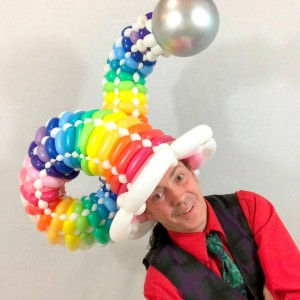 Twist The Balloonman - Balloon Twister / College Entertainment in Huntersville, North Carolina