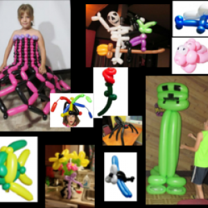 Twist and Pop - Balloon Twister / Outdoor Party Entertainment in Grand Blanc, Michigan