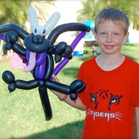 Twisted Artz LLC - Balloon Twister / Airbrush Artist in Kissimmee, Florida