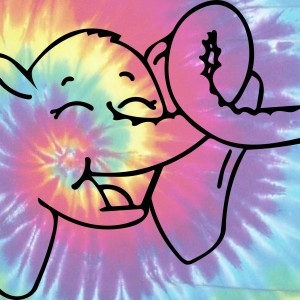 Twisted Elephant - DIY Tie Dye - Educational Entertainment / Children's Party Entertainment in Milwaukee, Wisconsin