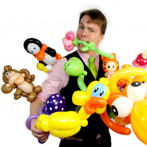 Twistin' Sam Balloon Entertainer - Balloon Twister / Children's Party Magician in Vancouver, British Columbia