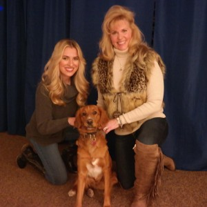 Two Blondes and a Redhead - Mentalist in East Dubuque, Illinois