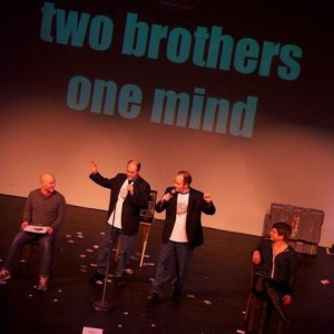 Two Brothers One Mind!! - Comedy Magician in Milwaukee, Wisconsin