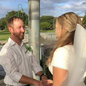Two Shall Be One - Wedding Officiant in Lake Charles, Louisiana