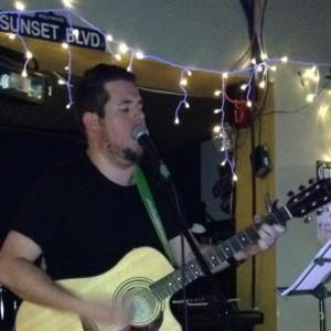 Tyler Bellar - Singing Guitarist in Toronto, Ontario