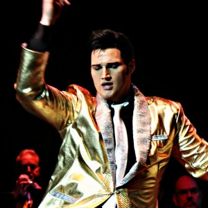 Tyler Christopher - Elvis Impersonator / 1960s Era Entertainment in Cincinnati, Ohio