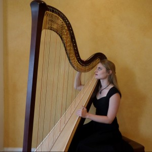 Tyler Hartley - Harpist / Wedding Musicians in Marietta, Georgia