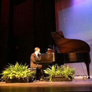 Tyler James Cook - Singing Pianist in Columbia, South Carolina