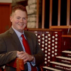 Tyler Robertson, MMus, AAGO - Organist / Pianist in Columbus, Ohio