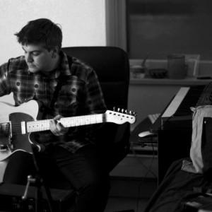 hire tyler thompson guitarist in los angeles california