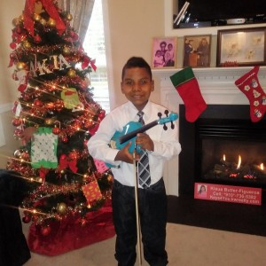 TylerBF Violinist - Violinist in Raleigh, North Carolina
