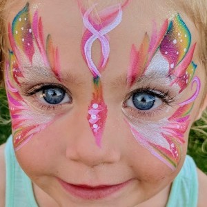 U B Painted - Face Painter in Portland, Oregon