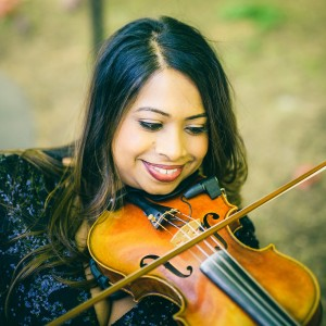 Udeshi Hargett, Violinist - Violinist / Wedding Musicians in Raleigh, North Carolina