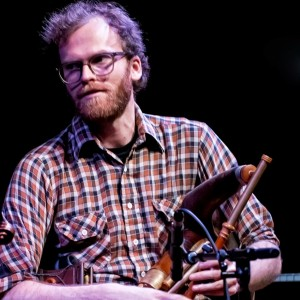 Preston Howard Plays Uilleann Pipes