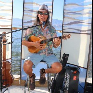 Ukulelebruce - Ukulele Player / Beach Music in Kelowna, British Columbia