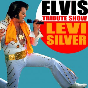 Ultimate Elvis Show, Levi Silver - Elvis Impersonator in Houston, Texas