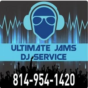Ultimate Jams DJ Service - Wedding DJ / DJ in Bellefonte, Pennsylvania