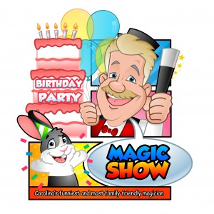 Uncle Bucks Magic Show - Children's Party Magician / Halloween Party Entertainment in Charlotte, North Carolina