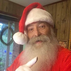 Uncle Fred Claus - Santa Claus in Weir, Mississippi