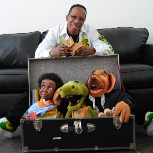 Uncle Ty-Rone Comedian Ventriloquist - Ventriloquist / Motivational Speaker in Richmond, Virginia