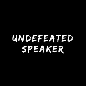 Undefeated Speaker - Motivational Speaker in San Antonio, Texas