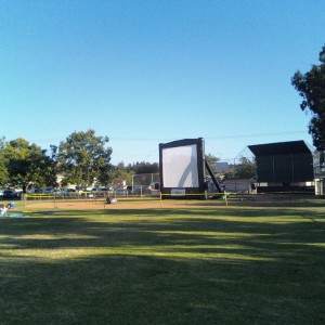 Under The Stars Events - Outdoor Movie Screens / College Entertainment in La Verne, California