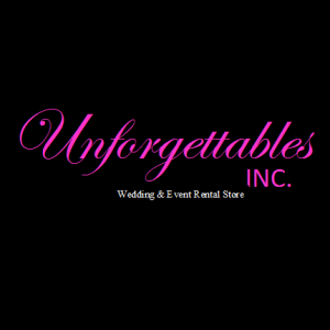 Unforgettables Inc - Event Furnishings in Fort Smith, Arkansas