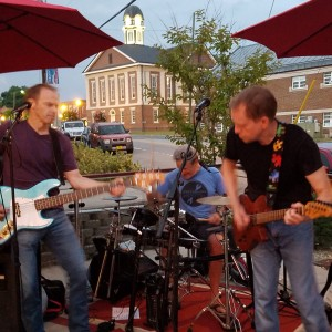 Uniontown - Rock Band in Wilmington, North Carolina