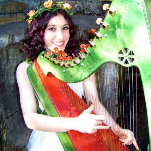 Unique Harpist - Harpist / Celtic Music in Kaneohe, Hawaii